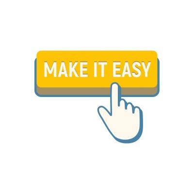 make ecommerce easy
